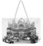 Venice: Tournament Weekender Tote Bag