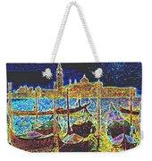 Venice Venezia Glow Weekender Tote Bag