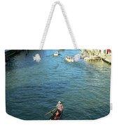 Venice View Weekender Tote Bag