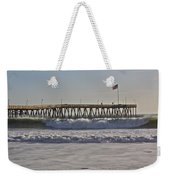 Ventura Pier Weekender Tote Bag