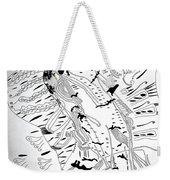 Venus - Mary - Star Of The Sea Weekender Tote Bag
