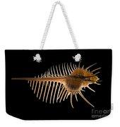 Venus Comb Murex Shell Weekender Tote Bag