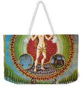 Venus Ruler Of Taurus And Libra Weekender Tote Bag
