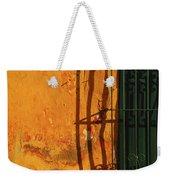 Verde Jaula Weekender Tote Bag by Skip Hunt