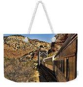 Verde Valley Railway Weekender Tote Bag