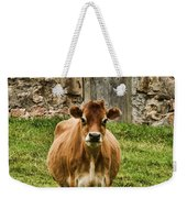 Vernon County Cow Weekender Tote Bag