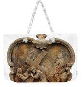 Veronica Wipes The Face Of Jesus Weekender Tote Bag