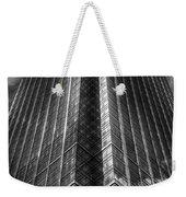 Vertical Horizon Weekender Tote Bag