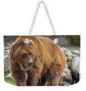 Very Big Bear Weekender Tote Bag