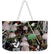 Very Tull Mushrooms Weekender Tote Bag