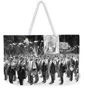 Veteran March, 1876 Weekender Tote Bag by Granger