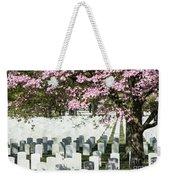 Veterans National Cemetery Weekender Tote Bag