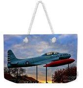 Vfw F-80 Shooting Star Weekender Tote Bag
