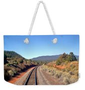 via Train 658 Weekender Tote Bag