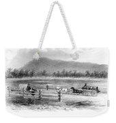 Victoria, Australia, 1856 Weekender Tote Bag