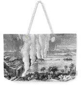 Victoria Falls, C1860 Weekender Tote Bag