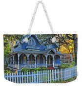 Victorian Home Marthas Vineyard Weekender Tote Bag