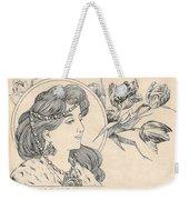 Victorian Lady - 1 Weekender Tote Bag