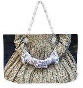 Victorian Lady Weekender Tote Bag by Joana Kruse