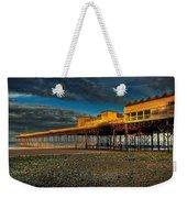 Victorian Pier Weekender Tote Bag by Adrian Evans