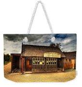 Victorian Shop Weekender Tote Bag by Adrian Evans