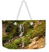 Vidae Falls Landscape Weekender Tote Bag