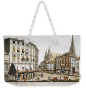Vienna, 1779 Weekender Tote Bag