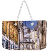 Vienna Cobblestone Alleys And Forgotten Streets Weekender Tote Bag
