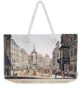 Vienna: Hohemarkt, 1793 Weekender Tote Bag