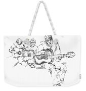 Vietnam War Art-3 Weekender Tote Bag