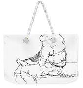 Vietnam War Art-4 Weekender Tote Bag