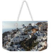 View At Iao Greece Weekender Tote Bag