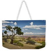 View From A Mesa Weekender Tote Bag