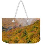 View From North Mountain Look-off Weekender Tote Bag