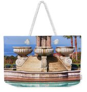 View From Paradise Weekender Tote Bag