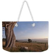 View From Table Bluff Weekender Tote Bag