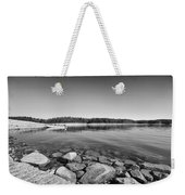View From The Boat Ramp Weekender Tote Bag