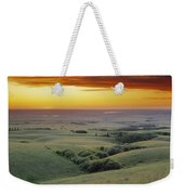 View From The Cypress Hills Weekender Tote Bag
