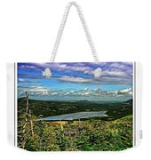 View From The Hilltop 2 Weekender Tote Bag