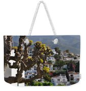 View From The Parador Nerja Weekender Tote Bag