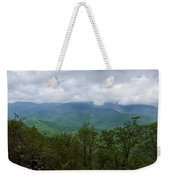 View From The Parkway Weekender Tote Bag