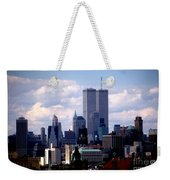 View From The Soldiers And Sailors Arch Brooklyn Weekender Tote Bag