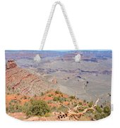 View From The South Kaibab Trail II Weekender Tote Bag