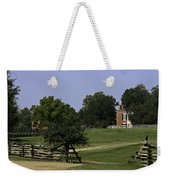 View Of Appomattox Courthouse 1 Weekender Tote Bag
