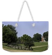 View Of Appomattox Courthouse 2 Weekender Tote Bag