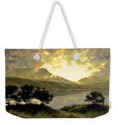 View Of Ben Bulben Weekender Tote Bag