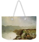 View Of Cozzen's Hotel Near West Point Ny Weekender Tote Bag