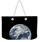 View Of Earth Taken From The Aollo 8 Weekender Tote Bag