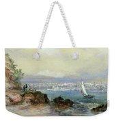 View Of Sydney Harbour Weekender Tote Bag