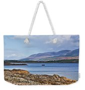 View Of The Isle Of Arran Weekender Tote Bag